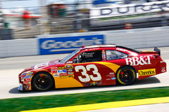 NASCAR 10 - #33 BB&T Bowyer Stock Photo