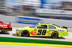 NASCAR 10 - #98 Paul Menard Royalty Free Stock Photos