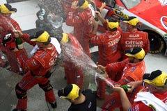 NASCAR : 10 août Heluva bon ! à la gorge de gorge Image stock