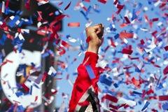 NASCAR: 10 de octubre Pepsi 400 máximos Fotografía de archivo
