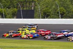 NASCAR : 10 juin Pocono 400 Image stock