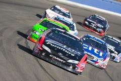 NASCAR : 10 octobre Copart 300 Photographie stock libre de droits