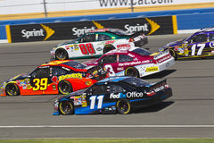 NASCAR : 10 octobre Pepsi-cola 400 maximum Photos libres de droits