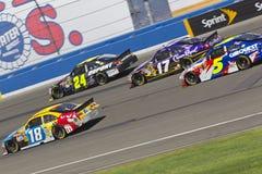 NASCAR: 10. Oktober Pepsi maximale 400 Lizenzfreie Stockfotografie