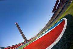 NASCAR: 10 ottobre Copart 300 Fotografia Stock