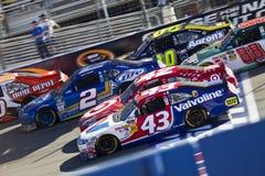 NASCAR: 10 ottobre Pepsi-cola 400 massimi Immagine Stock