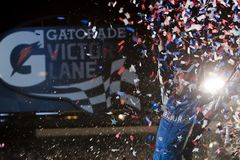 NASCAR: 10 sep Richmond 250 Royalty-vrije Stock Fotografie