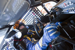 NASCAR: 10 sep Wacht 400 van de Lucht Stock Afbeelding