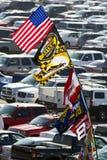 NASCAR: 11 oktober Pepsi 500 Royalty-vrije Stock Afbeelding