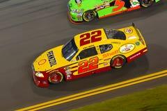 NASCAR: 12 februari Budweiser Shootout Stock Afbeeldingen
