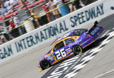 NASCAR : 12 juin Lifelock 400 Photographie stock
