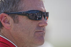 NASCAR : 12 juin Lifelock 400 Image libre de droits