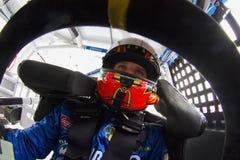 NASCAR : 13 août Carfax 400 Photo libre de droits