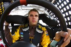 NASCAR: 13 de agosto Carfax 400 Fotografía de archivo