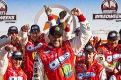 NASCAR: 13 de febrero Drive4COPD 300 Imagenes de archivo