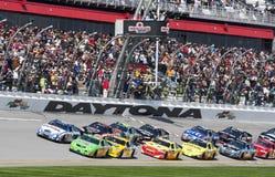 NASCAR: 13 de febrero Drive4COPD 300 Fotos de archivo libres de regalías