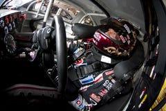NASCAR: 13 die mei Fedex 400 aan Autisme ten goede komt spreekt Stock Foto's