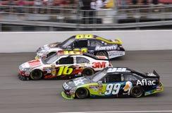 NASCAR : 13 juin Heluva bon ! Immersions 400 de crème aigre Images libres de droits