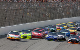 NASCAR: 14 juni LifeLock 400 Royalty-vrije Stock Foto