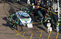 NASCAR: 14 november Bekwame Arbeid 200 van het Lichaam Royalty-vrije Stock Afbeelding