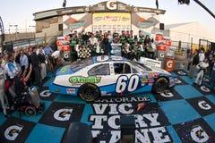 NASCAR: 14 november Bekwame Arbeid 200 van het Lichaam Stock Afbeelding