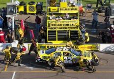 NASCAR: 14. November-fähige Karosserien-Arbeit 200 Lizenzfreie Stockfotos