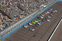 NASCAR: 14. November-fähige Karosserien-Arbeit 200 stockfoto