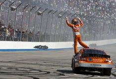 NASCAR: 15 mei GOED HELLUVA! 200 Royalty-vrije Stock Foto