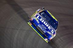 NASCAR: 17 Οκτωβρίου NASCAR που καταθέτουν 500 σε τράπεζα Στοκ Εικόνες