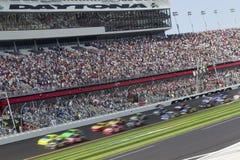 NASCAR: 17 de febrero Gatorade 150 Fotografía de archivo