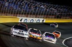 NASCAR: 17 die oktober NASCAR 500 belegt Stock Afbeelding