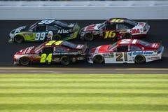 NASCAR: 17 febbraio Gatorade 150 Immagini Stock