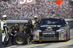 NASCAR: 17. Februar Gatorade 150 Lizenzfreie Stockbilder