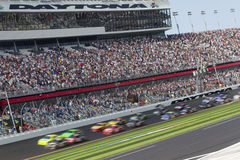 NASCAR: 17. Februar Gatorade 150 Stockfotografie