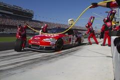 NASCAR: 17 februari Gatorade 150 Royalty-vrije Stock Foto's