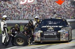 NASCAR : 17 février Gatorade 150 Images libres de droits
