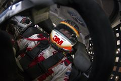 NASCAR: 18 sep Sylvania 300 Stock Foto's
