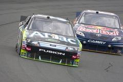 NASCAR : 18 septembre Sylvania 300 Images stock