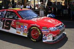 NASCAR - #19 Elliott Sadler in Royalty Free Stock Photos