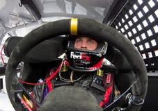 NASCAR: 19. Februar-Selbstklumpen 500 Stockbild