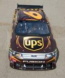 NASCAR: 19 februari AutoClub 500 Royalty-vrije Stock Foto's