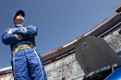 NASCAR: 19. März-Nahrungsmittelstadt 500 Lizenzfreie Stockfotos