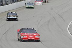 NASCAR: 19 sep Geico 400 Royalty-vrije Stock Afbeelding