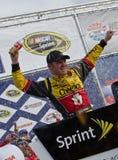 NASCAR: 19 sep Sylvania 300 stock afbeelding