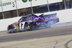 NASCAR : 19 septembre Sylvania 300 Image stock