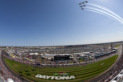 NASCAR: 20 de febrero Daytona 500 Imagen de archivo