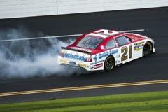 NASCAR: 20 de febrero Trevor Bayne Foto de archivo