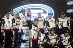 NASCAR: 20 de noviembre Ford 300 Fotos de archivo libres de regalías