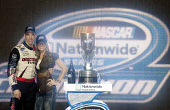 NASCAR: 20 de noviembre Ford 300 Foto de archivo