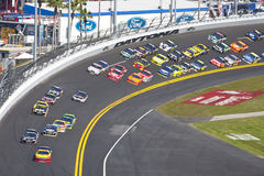 NASCAR : 20 février Daytona 500 Photos stock